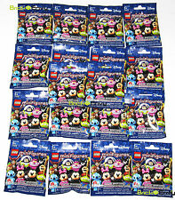2016 LEGO #71012 Disney Minifigure Series 1 Complete Set of 18 New Sealed