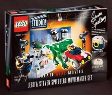 NEW Lego Studios 1349 Steven Spielberg Moviemaker Set NEW Sealed 2000'