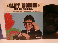 "cliff richard and the shadows""visions""ep.or.singapour de .1966.emi:eeac1005.rare"