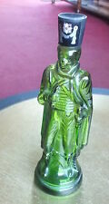 Vintage Avon empty aftershave  bottle Green Soldier collectable