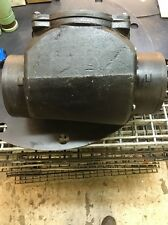 "New - 6"" Watts Cast Iron ""In-line"" Back Water Check Valve, Model: BV-200"
