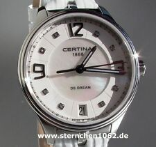Certina * DS Dream Lady mit Diamanten * Ref. C021.210.16.116.00 * Quarz
