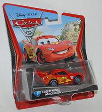 CARS 2 - McQUEEN RACING WHEELS (SAETTA) - Mattel Disney Pixar