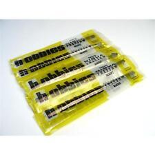 HOBBIES étiquette jaune fretsaw lames fine grade 00F plaine terminé 144 lames
