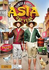 Hamish & Andy - Gap Year Asia [2 DVD Set], LIKE NEW, Region 4+2, Fast Post..5817