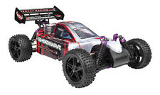 Shockwave RC Nitro Remote Control Redcat Off-Road 4WD Buggy 1/10 Scale Red