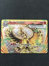 Pokemon TCG : XY BREAK EVOLUTION BOX PROMO HO-OH BREAK XY154
