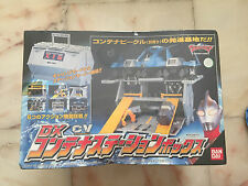 ULTRAMAN XIG CV CONTAINER VEHICLE Container Station Box