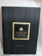 CLIVE CHRISTIAN PERFUME COLLECTION VOLUME XII STUNNING VINTAGE BOOK