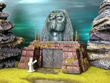 Morlock Sphinx scale model, inspired by H.G. Wells, The Time Machine