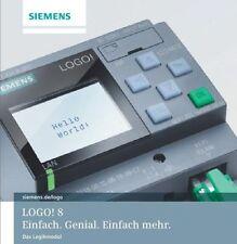6ED1057-3BA02-0AA8 Siemens Logo! 8 Starterkit 230RCE - 230V; V8
