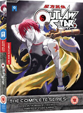 Outlaw Star Complete Series Collection DVD New & Sealed ANIME Manga Cowboy Bebop