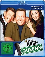 THE KING OF QUEENS, Staffel 6 (2 Blu-ray Discs) NEU+OVP