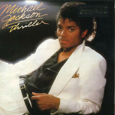 "Michael Jackson - Thriller (Remastered 180g 12"" Vinyle LP) MOVLP014"