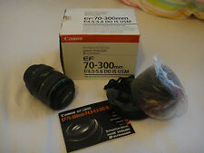 Canon EF 70-300mm f4.5-5.6 EF DO IS USM Lens