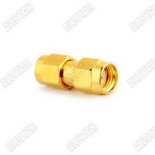 RP-SMA male to RP SMA male plug Jack pin adapter connector