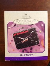 HALLMARK 1996 STAR WARS LUNCHBOX ORNAMENT