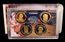 2009 S US Mint Presidential $1 Coin Proof Set w Box & COA