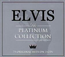 ELVIS PRESLEY - THE PLATINUM COLLECTION - 75 ORIGINAL HITS (NEW SEALED 3CD)