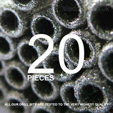20x 4 mm Diamond Sega a tazza Piastrella Ceramica Vetro Ardesia Porcellana Marmo