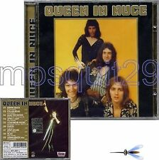 "QUEEN FREDDIE MERCURY ""IN NUCE"" RARE CD ITALY - SEALED"