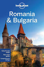 Romania & Bulgaria by Lonely Planet, Chris Deliso, Richard Watkins, Richard Wate