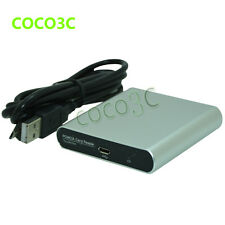 USB 2.0 to 68pin PCMCIA card reader for SD / CF to pcmcia adapter