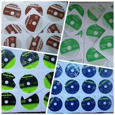 48 CDG DISCS KARAOKE LOT CD+G SONGS 700+ SONGS STANDARDS,ROCK,OLDIES,POP,COUNTRY