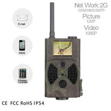 NEWEST HC500M HD GSM MMS GPRS SMS Control Scouting Infrared Trail Hunting Camera