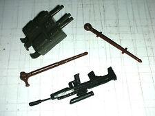 Vintage GI Joe Accessories 1982 - 1994 LOT Weapon Parts Pieces 1990 Ambush