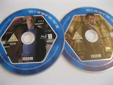 DR WHO -THE COMPLETE SPECIALS PART 4 - THE END OF TIME BLU-RAY DISC ONLY (DS)