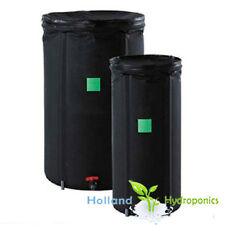 250L Auto Pot Flexible water butt reservoir Barrel Hydroponic Nutrient Aqua tank