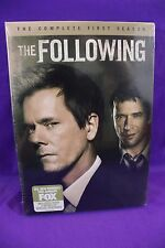 The Following Complete First 1 Season DVD Set Kevin Bacon NEW and SEALED