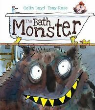 The Bath Monster by Colin Boyd (2016, Hardcover)