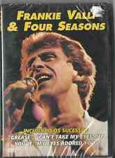 DVD FRANKIE VALLI & THE FOUR SEASONS Live Brazil brazilian NEW SEALED