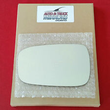 NEW Mirror Glass 03-07 HONDA ACCORD Driver Left Side LH - JAPAN BUILT