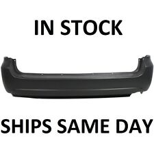 New Primered - Rear Bumper Cover For 2004-2010 Toyota Sienna Van 52159AE900