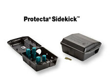 6 Protecta Sidekick Rat / Mouse / Rodent Control Bait Station Tamper Proof Boxes
