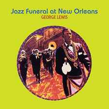 George Lewis – Jazz Funeral At New Orleans CD
