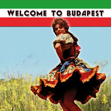CD Welcome to Budapest - Hungarian folk songs and dances