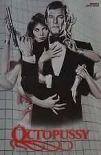 JAMES BOND OCTOPUSSY - A3 Poster (42 x 28 cm) - Film Roger Moore Clippings NEU