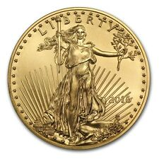 2016 1 oz Gold American Eagle Coin Brilliant Uncirculated - SKU #95393
