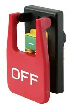 Shop Fox Safety Paddle ON/OFF Switch For 110 Volt Machines D4160 New