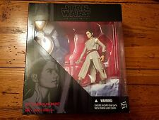 Star Wars Force Awakens REY Starkiller Base The Black Series Kmart Exclusive 6""