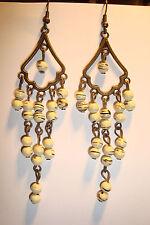 Large Long Indian~Asian Ethnic Boho Chandelier Earrings~ER58~uk seller~