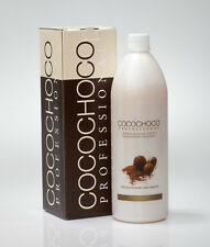❤︎ COCOCHOCO Brazilian Blow Dry Keratin Straightening Treatment 1000ml DARK HAIR