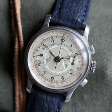 ABERCROMBIE & FITCH 2 REGISTER LANDERON 13 RARE ENAMEL TELEMETER INCREDIBLE RARE