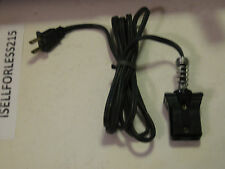 "Appliance POWER CORD 11/16"" Toaster Coffee Percolator Waffle Iron 6' by PEER"