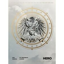 SHINHWA - 2016 SHINHWA 18th Anniversary Concert HERO DVD+Photobook