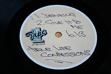 "True Life Confessions - ACETATE 7"" / Mother's Day At The Marquee / New Wave"